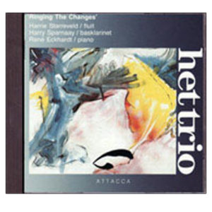 Het Trio  Ringing the Changes  Donatoni, Brophy, Loevendie, Smetanin… 1991.61