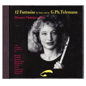 Telemann & ten Dutch composers Eleonore Pameijer – twelve Fantasias 1994.78