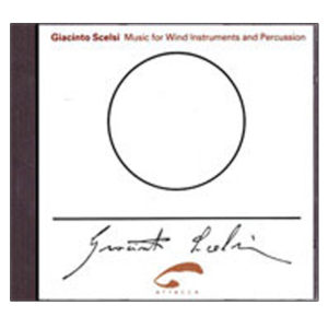 Giacinto Scelsi Music for Wind Instruments and Percussion 1994.79