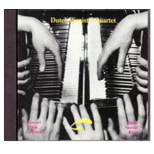 Dutch Pianists' Quartet Works for two pianos eight hands  1994.81