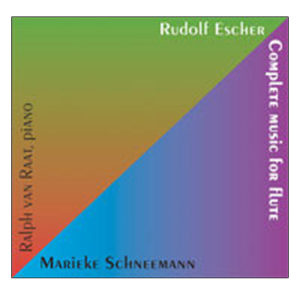 Rudolf Escher Complete music for flute 2003.94