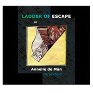 Ladder of Escape no 10 Annelie de Man – harpsichord 2008.120