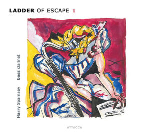 Harry Sparnaay  Ladder of Escape 1  2014.139