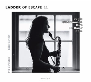 Fie Schouten  Ladder of Escape 11  2014.140