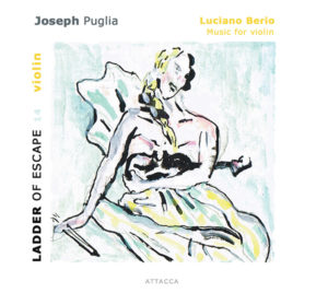 Joseph Puglia Music for Violin – Ladder of Escape 14 2016.147